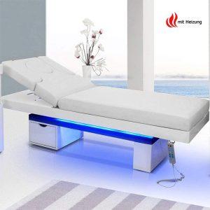 Table de Massage électrique LED avec Chauffage - Modèle 003815H