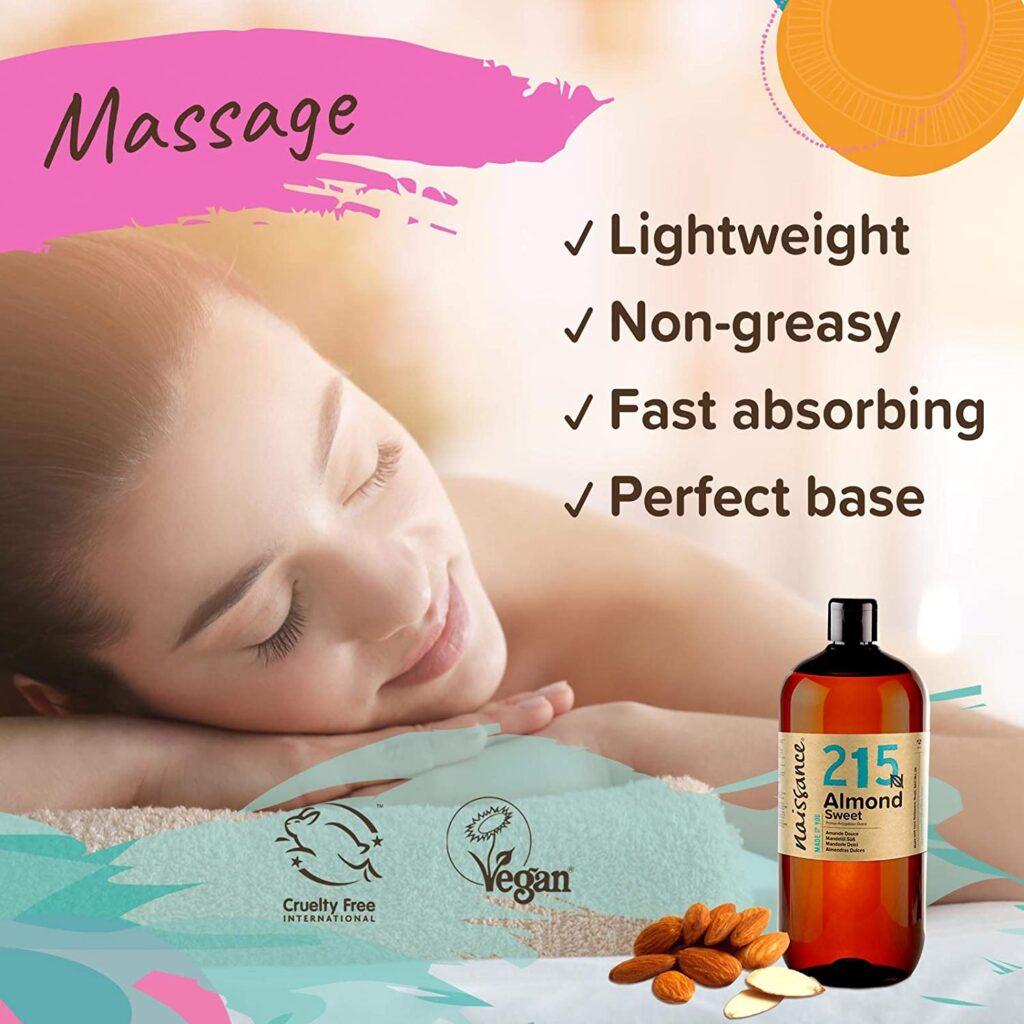 #1 Huile de massage